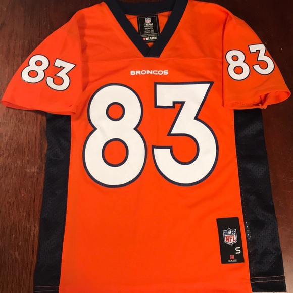 7e3ad566 NFL Shirts & Tops | Denver Broncos Wes Walker Youth Jersey Small ...